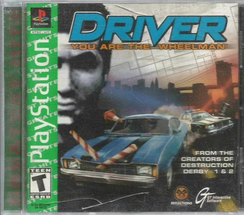 Driver [PS] - San Francisco Night