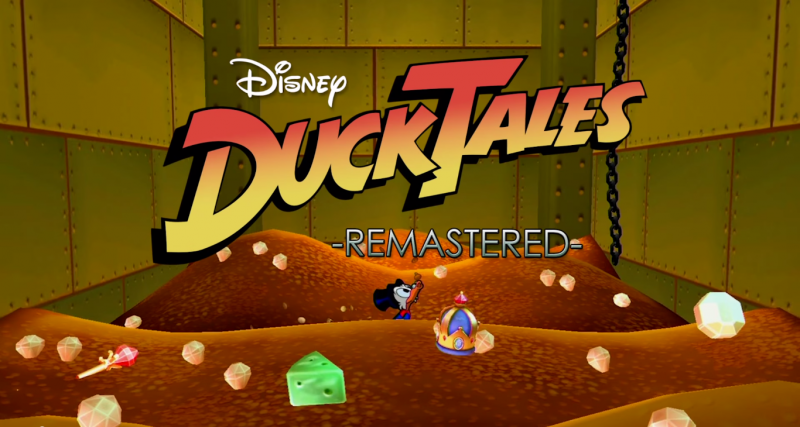 Duck Tales Remastered - Duck Tales Intro