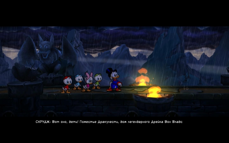 Duck Tales Remastered OST - Scrooge's Office