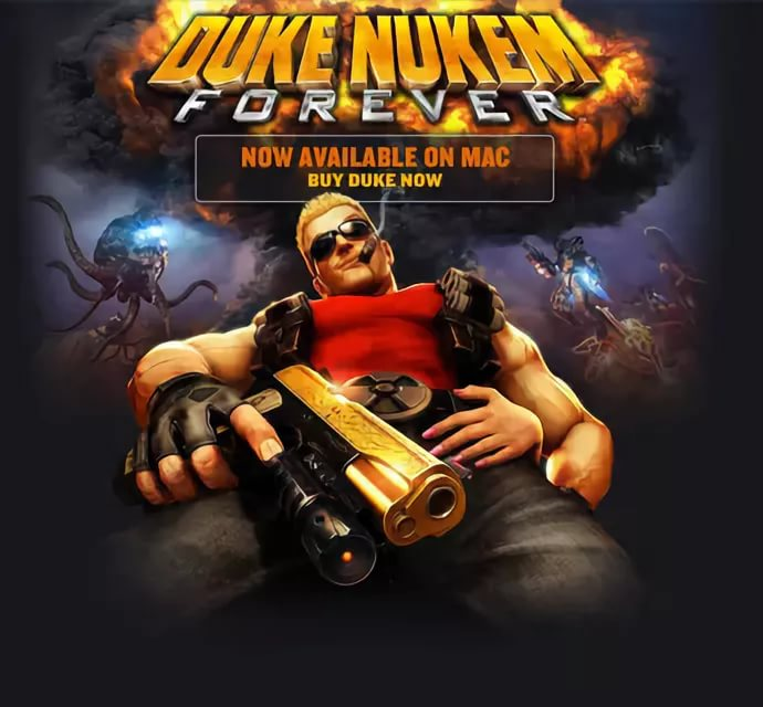 Duke Nukem Forever - Mr. Hands Is A Whorse