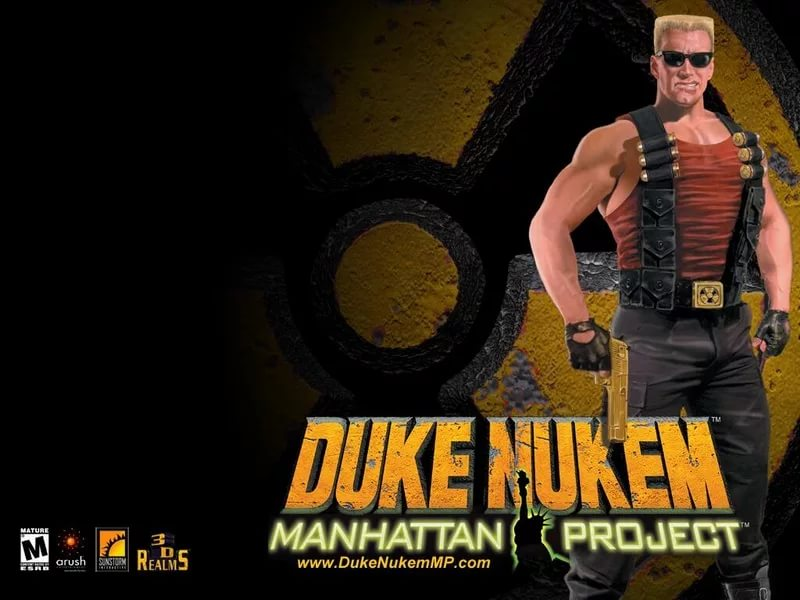 Duke Nukem Manhattan Project - Pig Choppa 1