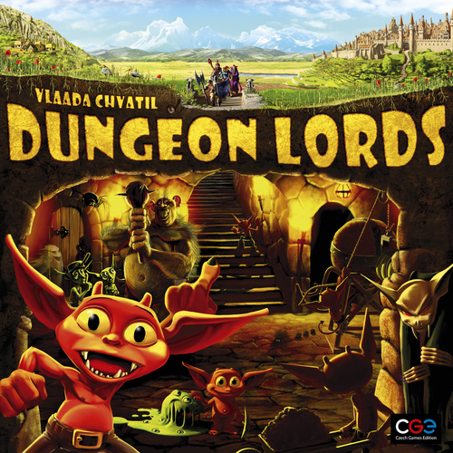 Dungeon Lords - Credits