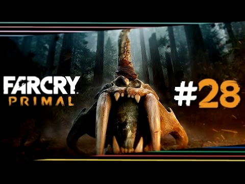 "Far Cry Primal #28 ""Zur Großelch Jagd"" Let's Play Far Cry Primal Deutsch/German"