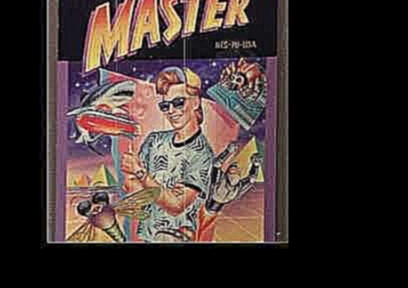 Treasure Master (NES) - Title Screen / Password