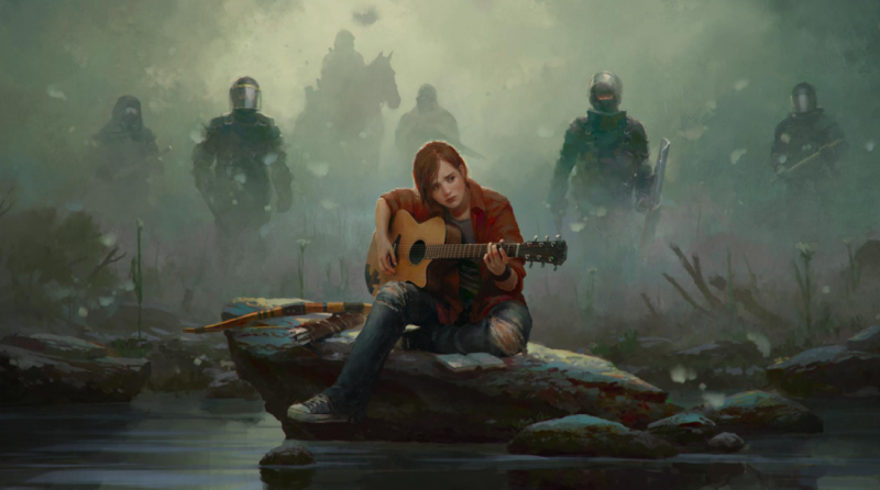 Ellie - Through the valley The Last Of Us 2