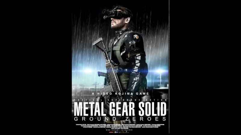 Ennio Morricone & Joan Baez - Here's To YouMGSV Ground Zeroes