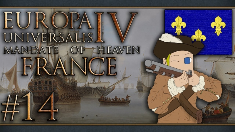 Europa Universalis 4 - The Stage is Set