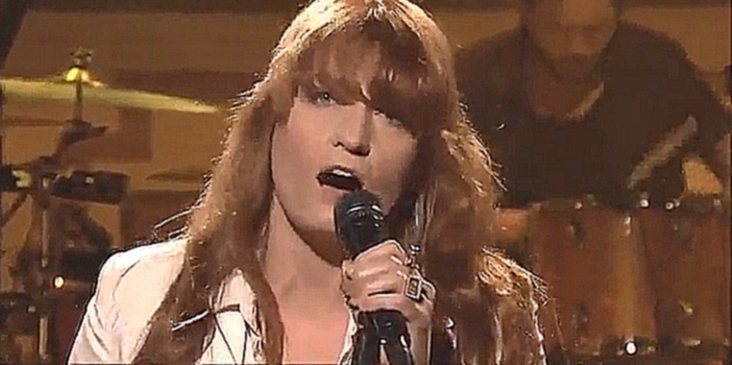 Florence + The Machine - Ship to Wreck (Saturday Night Live) 09 05 2015