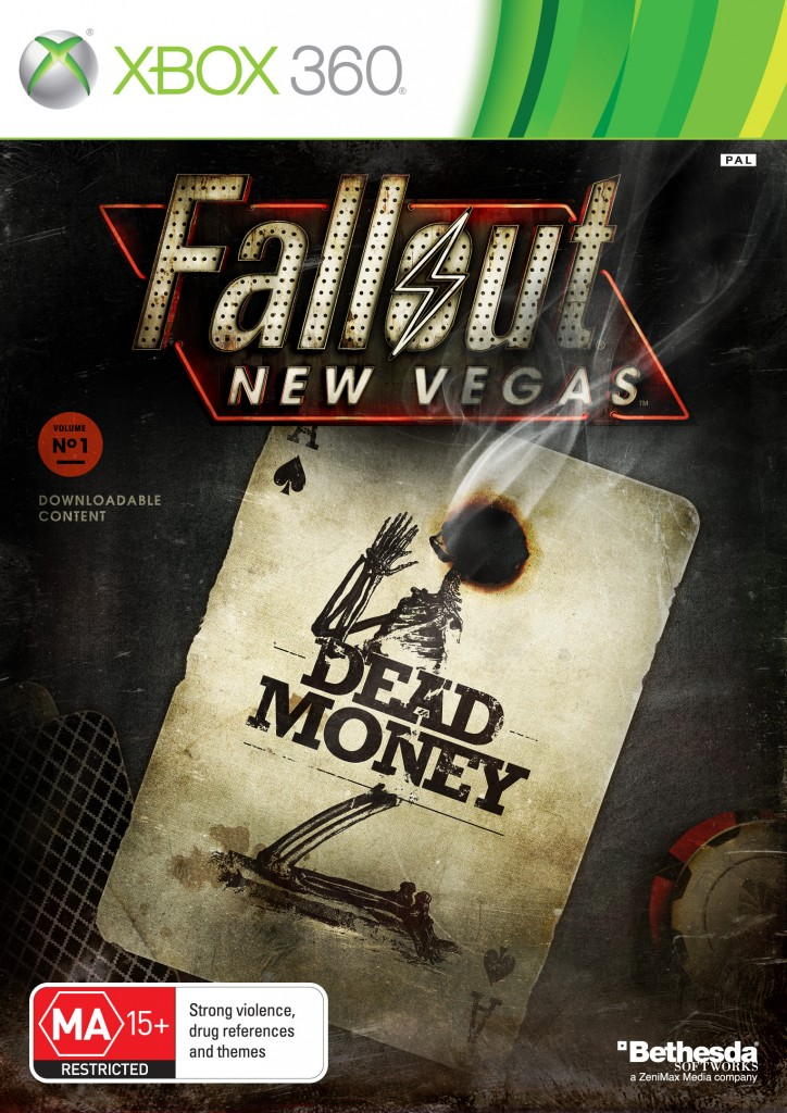 Fallout New Vegas - Dead Money - Fountain Ambience