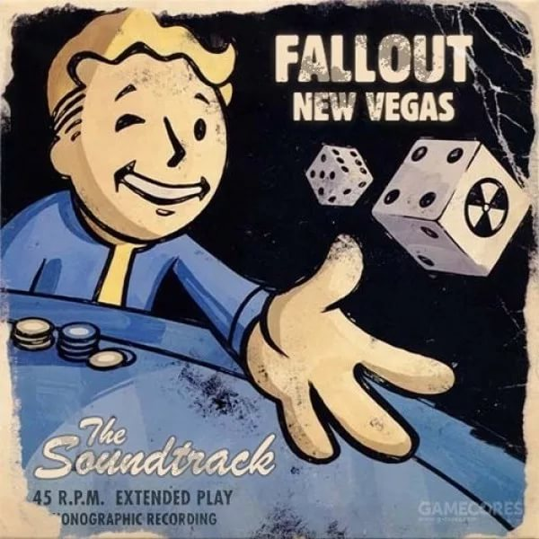 Fallout New Vegas OST - Where Have You Been All My Life