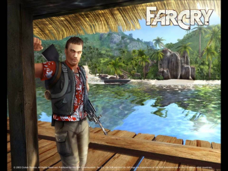 Far Cry - OST Far Cry 1