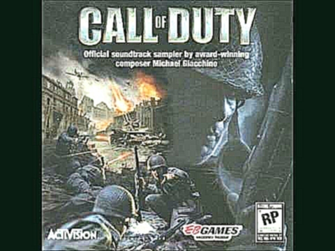 Call of Duty Soundtrack 14. Main Menu Theme - Michael Giacchino