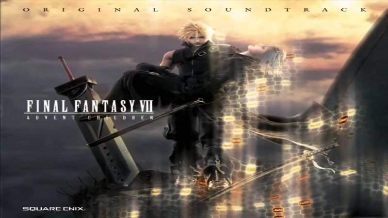 Final Fantasy 7Advent Children - The Chase of Highway