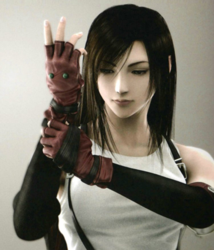 Final Fantasy VII Advent Children - 05 Tifa's Theme