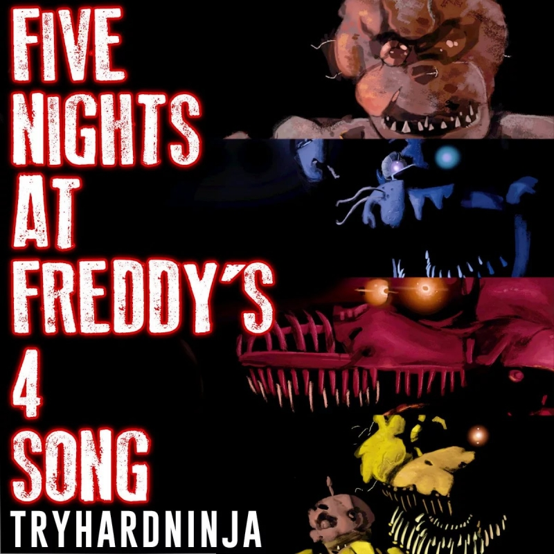 Five night's at Freddy's - Freddys song