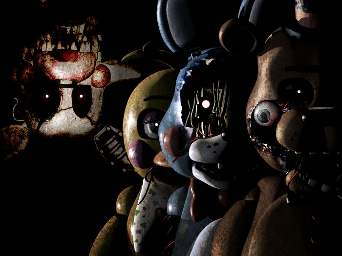 Five nights at Freddy`s 3 - 28