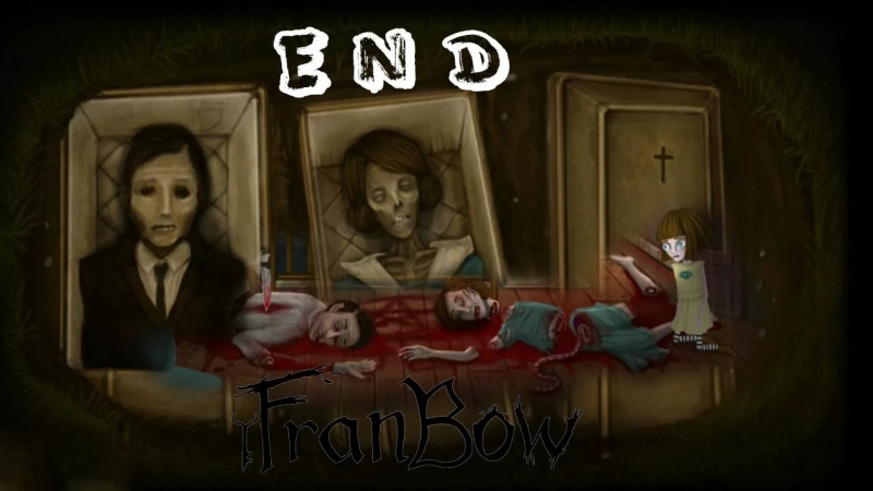 Fran Bow (Ost) - End