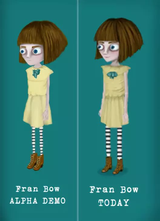 Fran Bow - The Bow Family