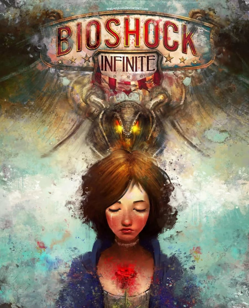 Garry Schyman - BioShock Infinite - Burial at Sea Soundtrack - Art
