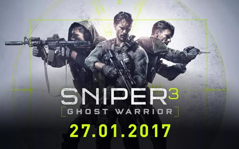 Generdyn ft Zayde Wolf - Heroes OST Sniper Ghost Warrior 3