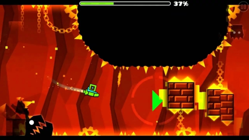 Geometry Dash Metldown - Viking Arena