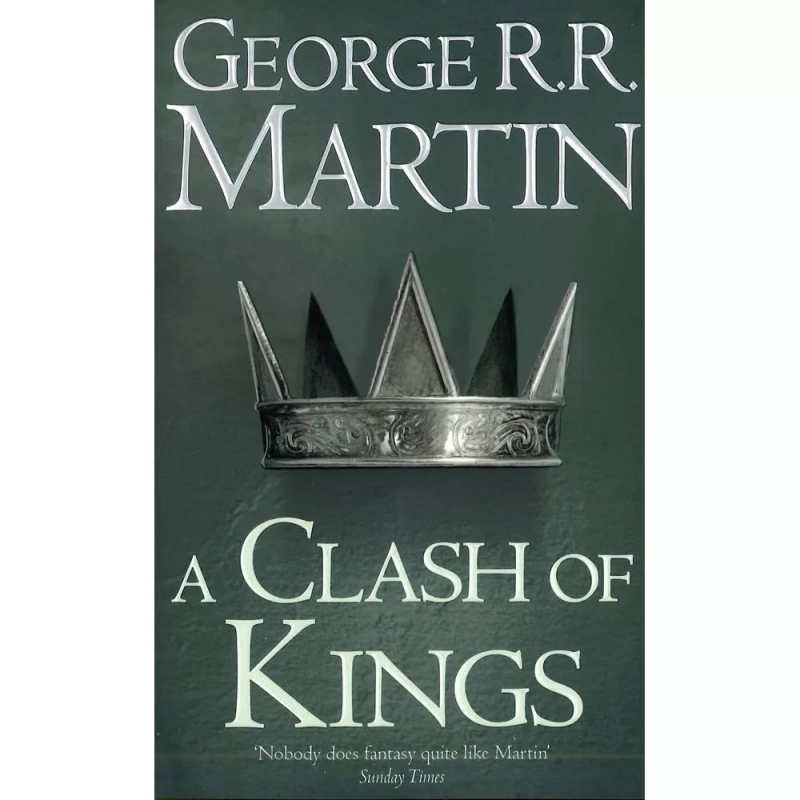 George R. R. Martin - A Clash of Kings part6