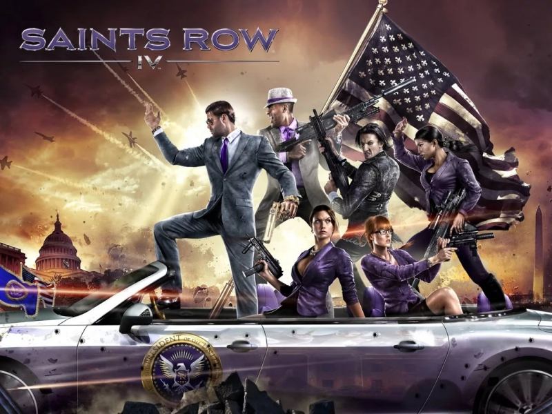Gooding - Underscore [OST Saints Row IV]