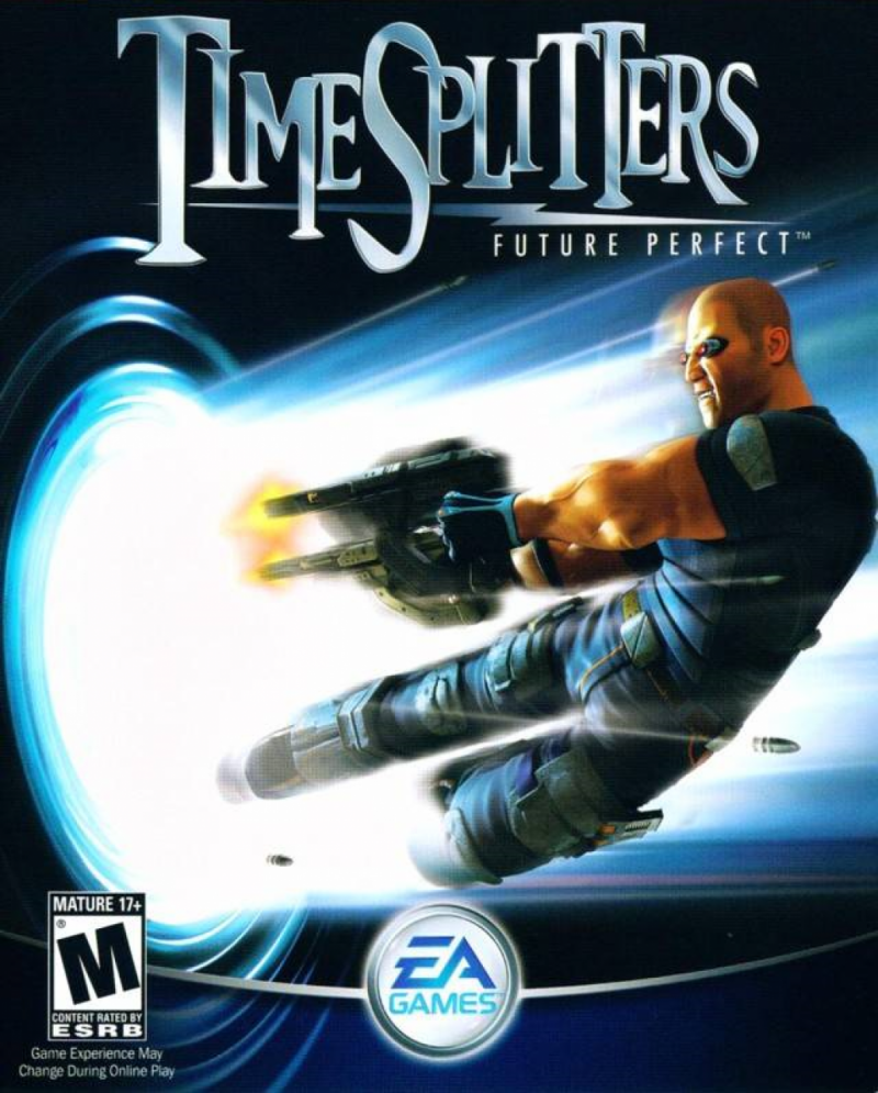Goteki - Like A Robot Time Splitters Future Perfect
