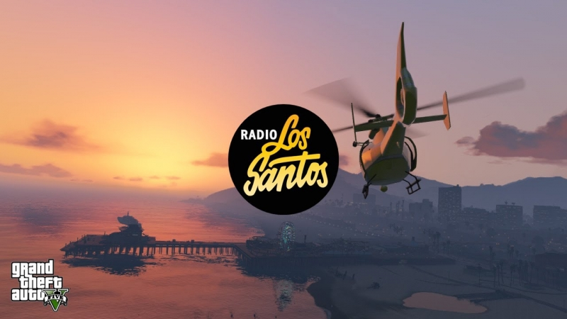 Grand Theft Auto 5 - Los Santos Radio