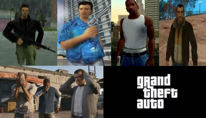 Grand Theft Auto IV  Main Theme - 1