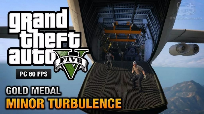 GTA 5 OST - Minor Turbulence