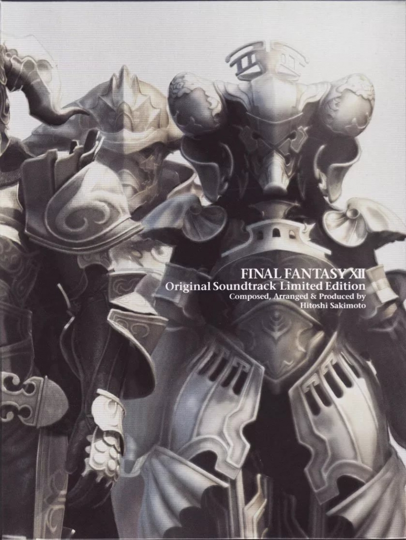 Hitoshi Sakimoto - Eruyt Village Final Fantasy-12 OST