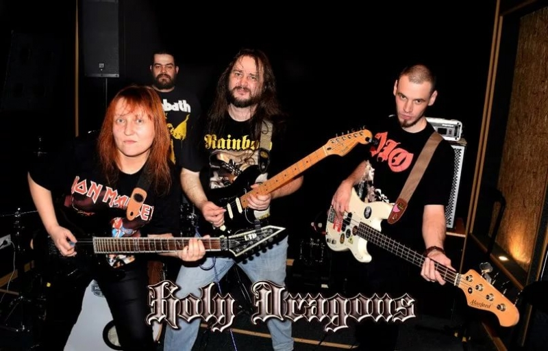 Holy Dragons - Гнев драконьих богов