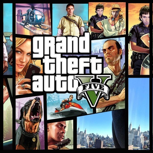 Hudson Mohawke - 100HM Grand Theft Auto 5, 2013