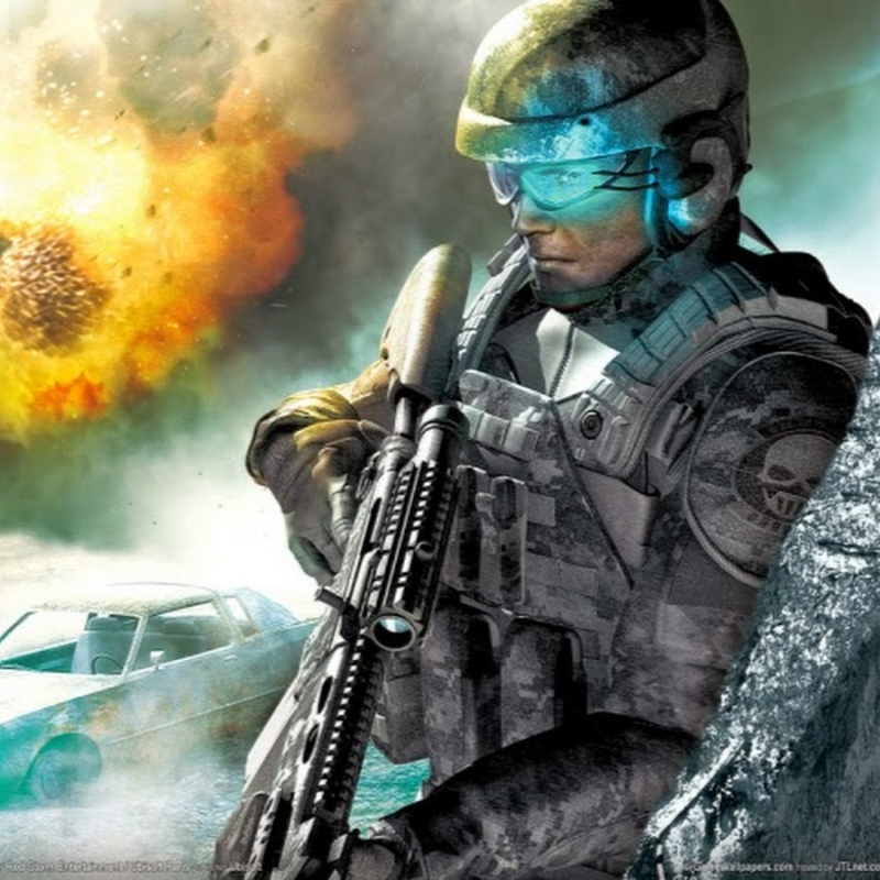 Hybrid - Ghost Recon Future Soldier sounds - 7