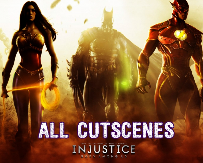 Hzkto - Injustice gods among us full ost