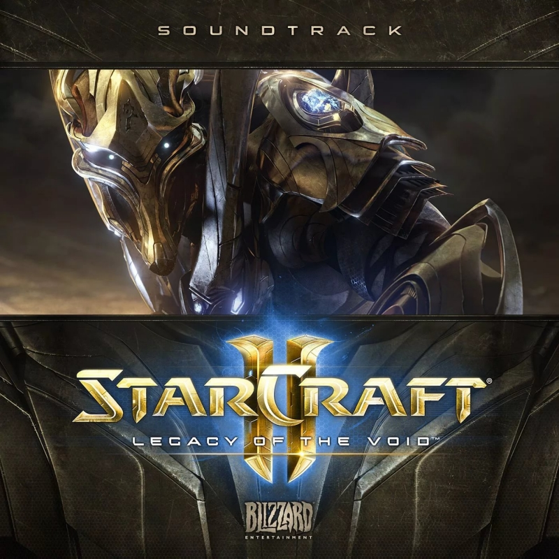Jason Hayes & Mike Patti - The Golden Armada [StarCraft 2 Legacy of the Void OST]