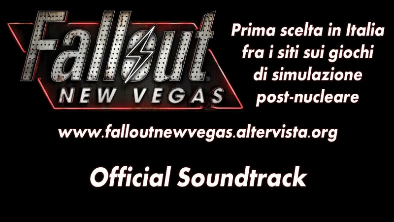 Johnny Bond - Stars of the Midnight Range OST Fallout New Vegas