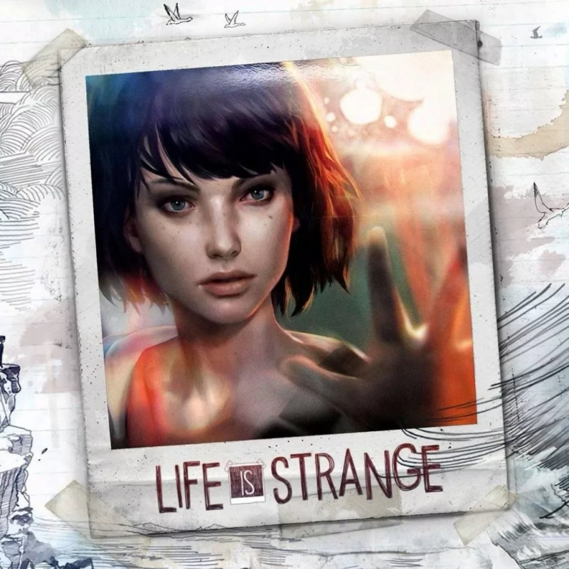 Jonathan Morali - Episode 4 Theme 2Life is strangeOST