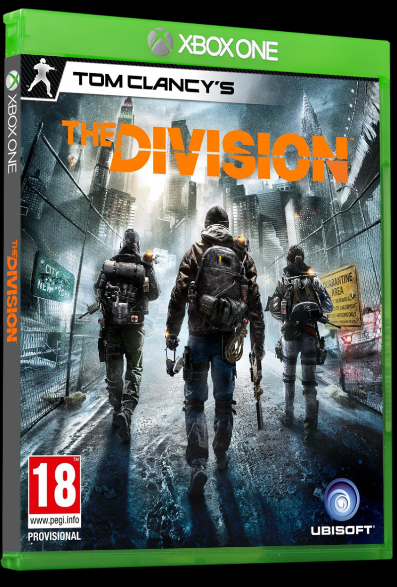 (KadeT) - Tom Clancy's The Division
