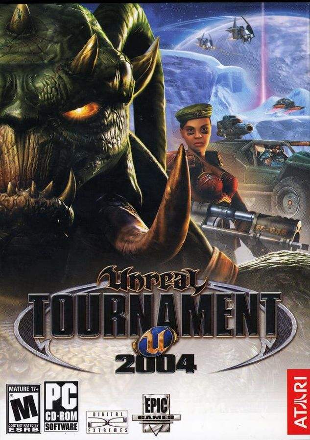 Kevin Riepl - Arctic Stronghold OST Unreal Tournament 2004