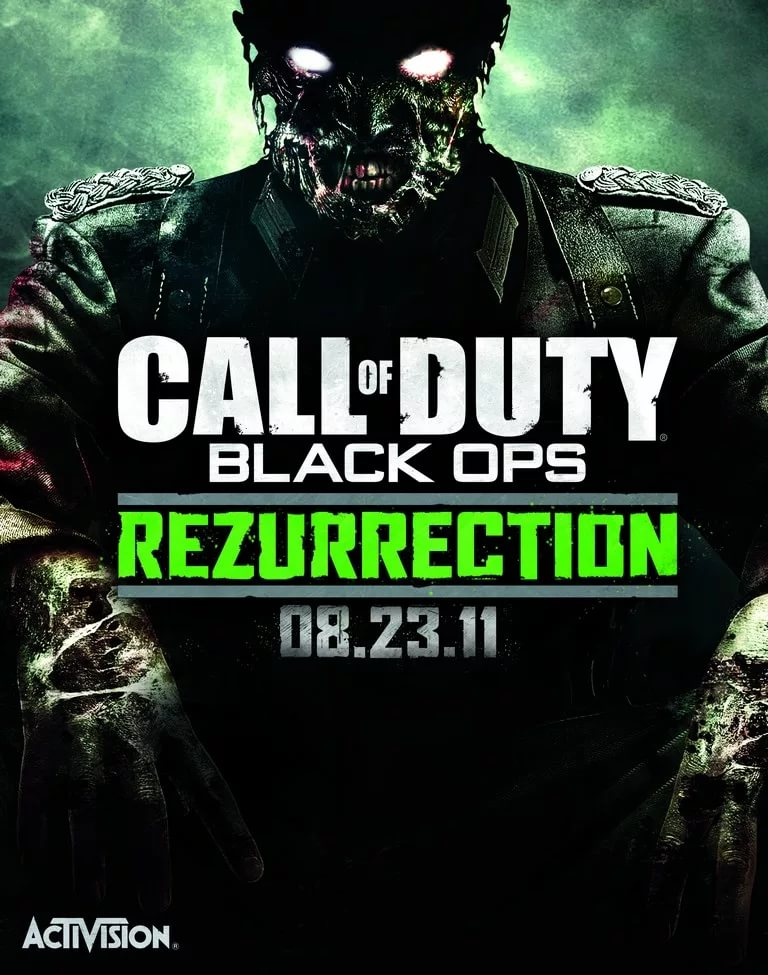 Kevin Sherwood feat. Black Ops Cast - Call of DutyBlack Ops OST-Zombie Bells