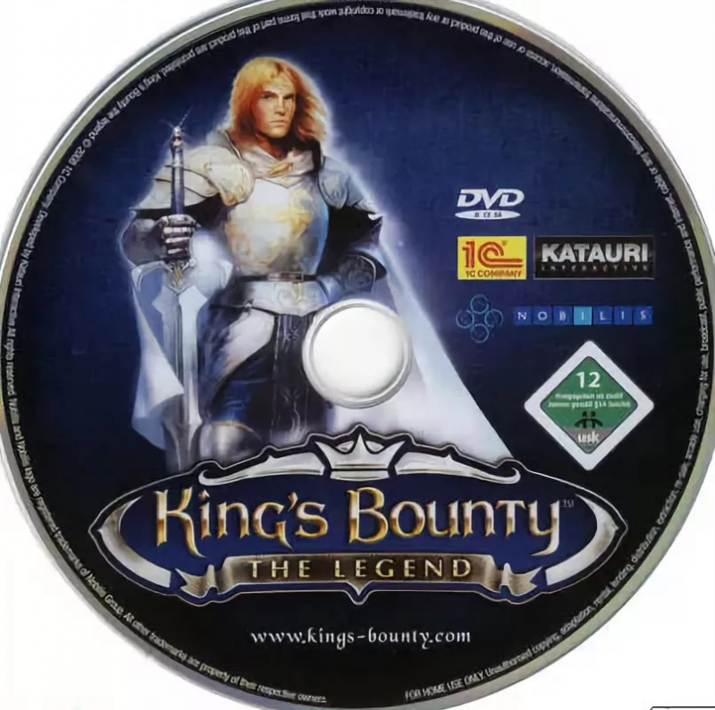 King's Bounty - Under The Shadow Of The Oak игра Kings Bounty