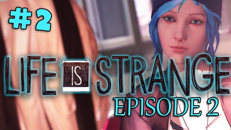 Life Is Strange OST Episode 2 ''Out of Time'' - Track 6