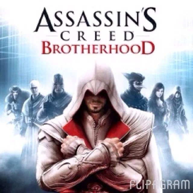 Literal - Assassins creed Brotherhood