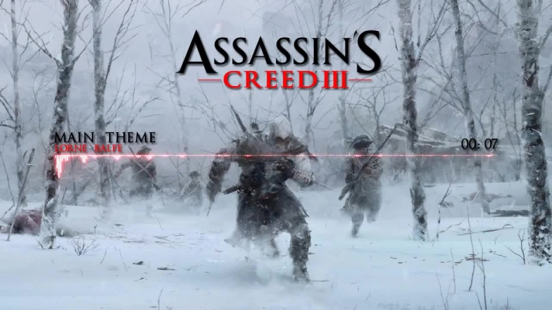 Lorne Balfe (Assassin's Creed 3) - Fight Club