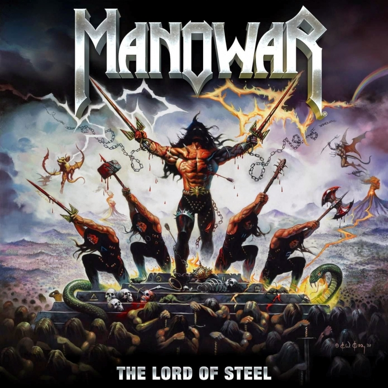 Manowar - Warriors Of The World United speed x3