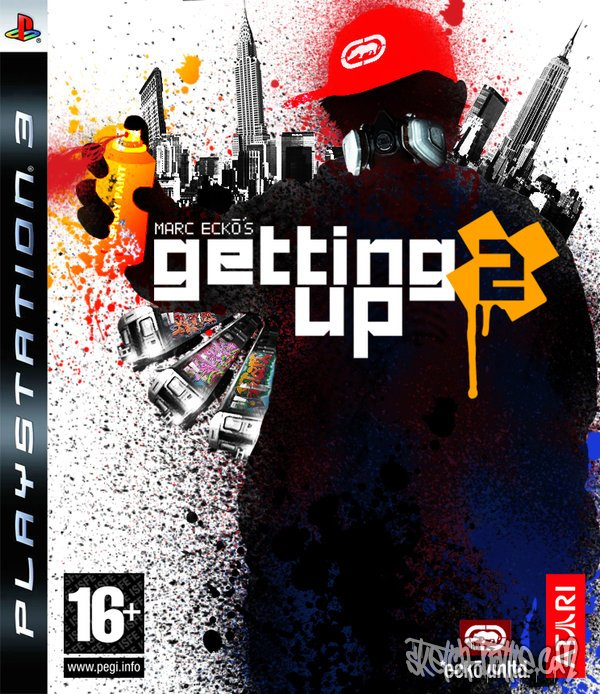 Marc Ecko's - Getting Up 9/06
