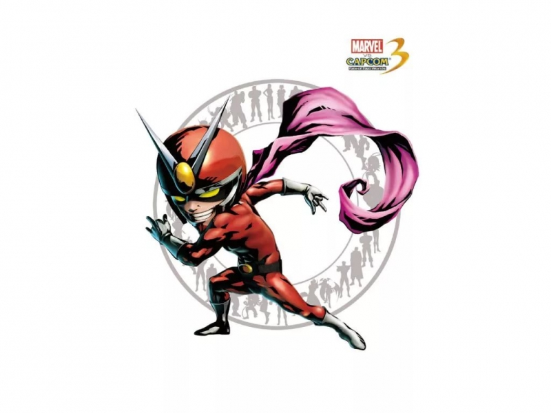 Marvel vs Capcom 3 OST - Viewtiful Joe Viewtiful Joe, Capcom theme