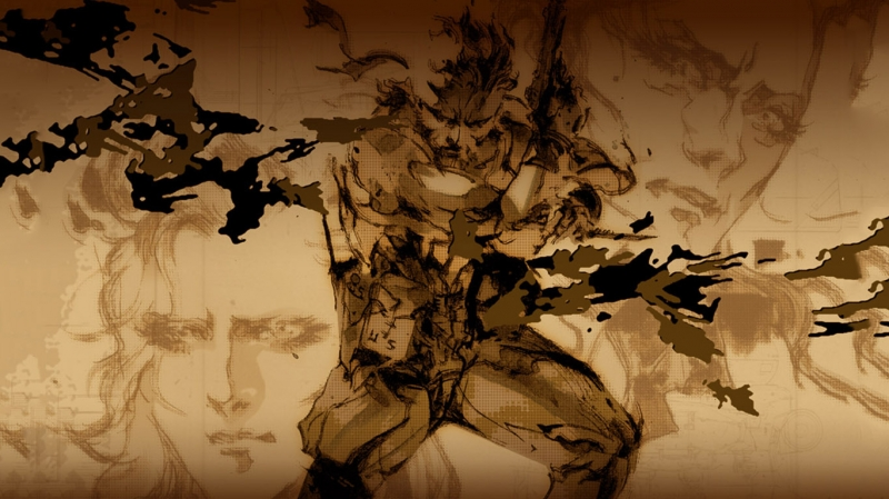 Metal Gear Solid 3 Snake Eater - Life's End